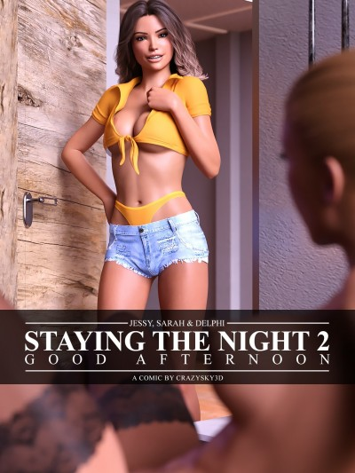 【喵子汉化组】[CrazySky3D] - Staying the Night 2